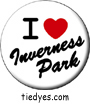 I Heart Inverness Park Button, I Heart Inverness Park Pin-Back Badge, I Heart Inverness Park Pin
