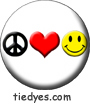 Peace Heart Happy Magnet